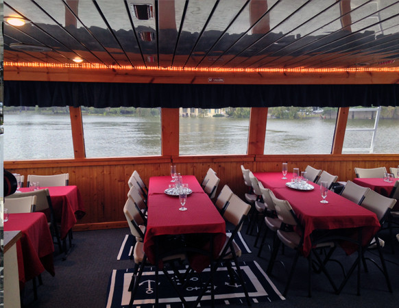 DC Private Cruise Seating Option