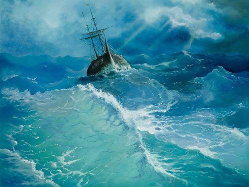 Tempest sea