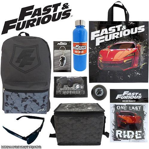 Fast & Furious Showbag