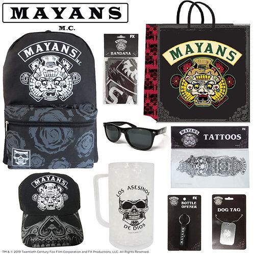 Mayans Showbag