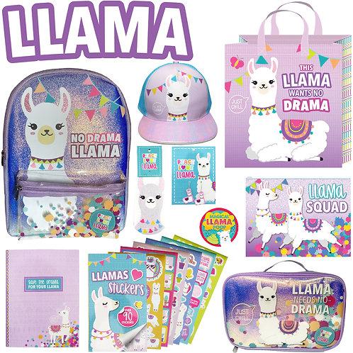 Llama Showbag