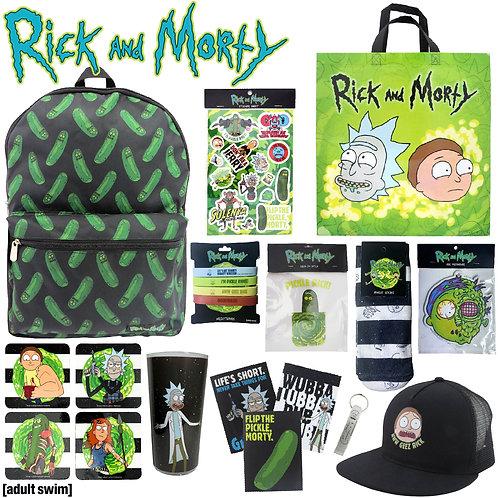 Rick & Morty Showbag