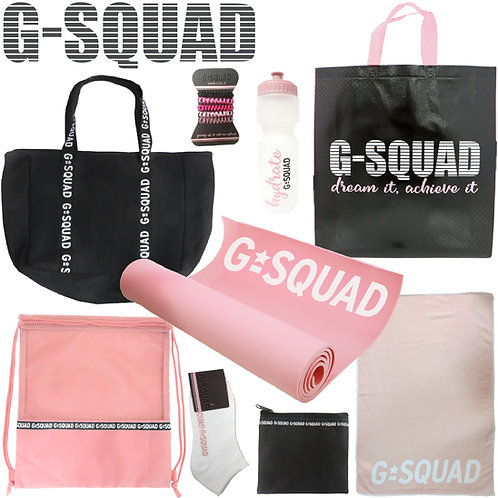 G-Squad Showbag
