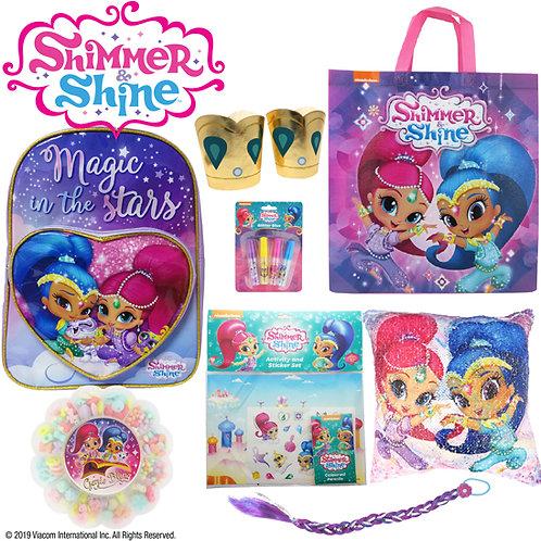 Shimmer & Shine Showbag