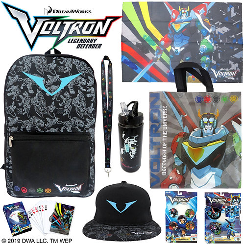 Voltron Showbag