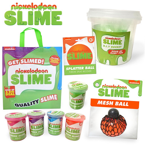 Nickelodeon Slime Showbag