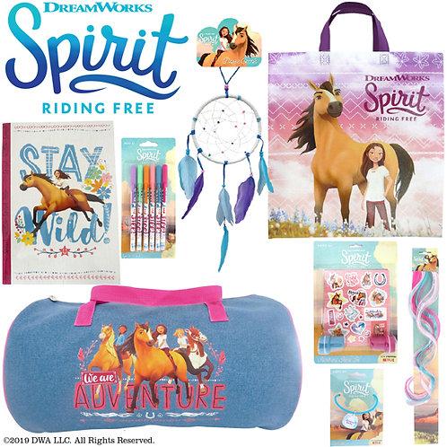 Spirit Riding Free Showbag