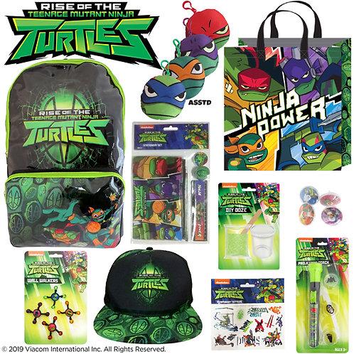 Teenage Mutant Ninja Turtles Showbag