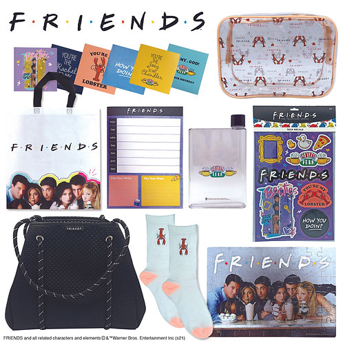 Friends Showbag