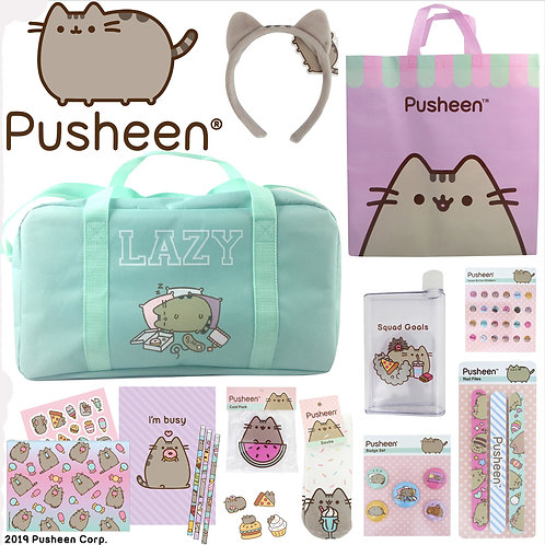 Pusheen Showbag