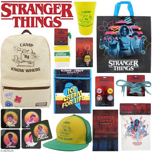Stranger Things Showbag
