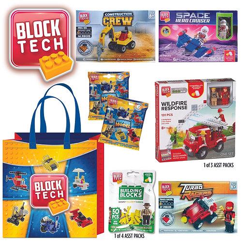 BlockTech Showbag