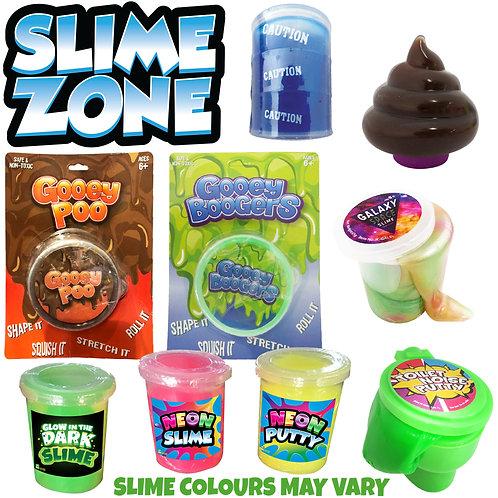 Slime Zone Showbag