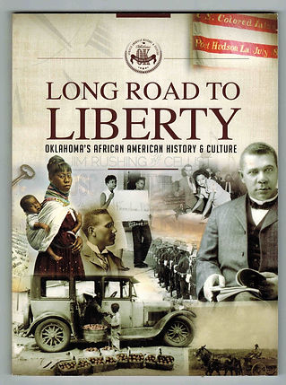 Book Cover - Long Road To Liberty.jpg