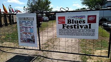Dusk Til Dawn Blues Festival Rentiesville, OK