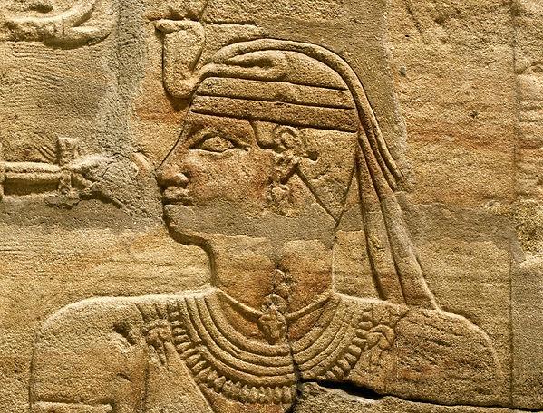 Shrine of Taharqa 25th Dynasty (Kushite)