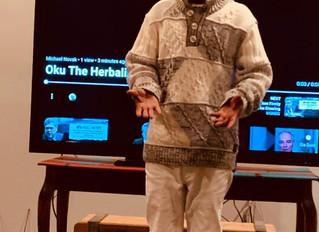 Screening of Dr. Oku the Herbalist!