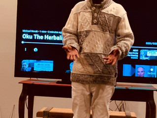 Screening of Dr. Oku the Herbalist!
