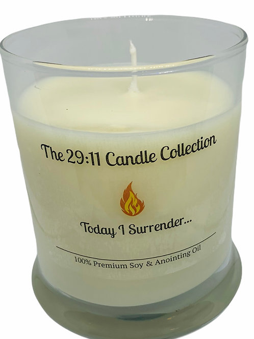 The 29:11 Candle Collection (Write your own testimony)