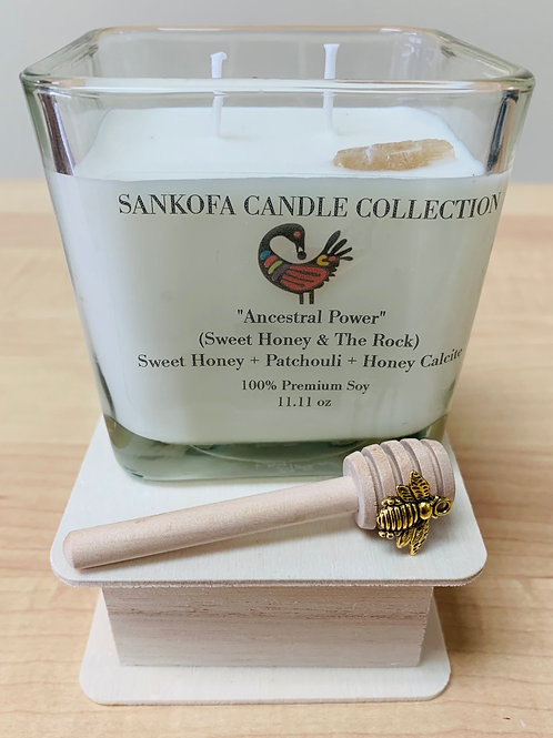 Sankofa Candle Collection - Ancestral Power
