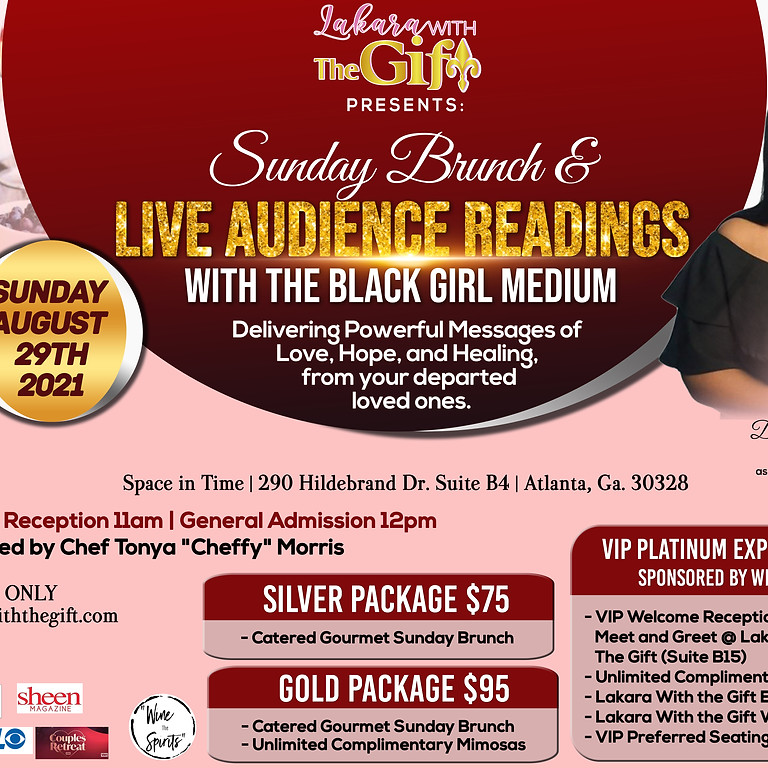 Sunday Brunch With The Black Girl Medium