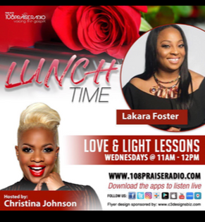Love & Light Lessons with Christina Johnson