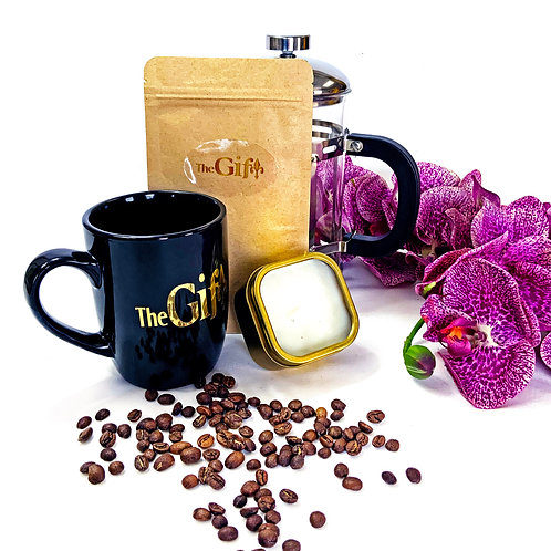 "The ""Medium"" Roast Coffee Gift Set"