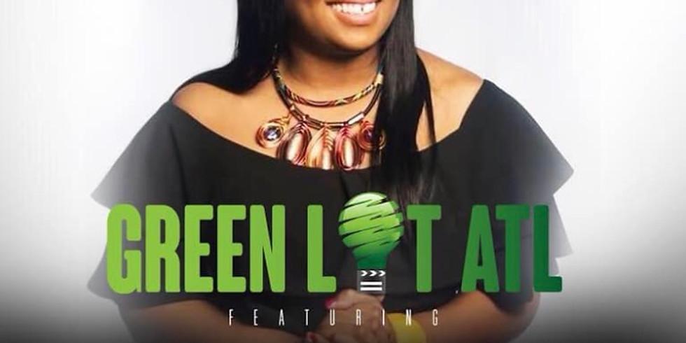 GREEN Lit ATL featuring Lakara Foster