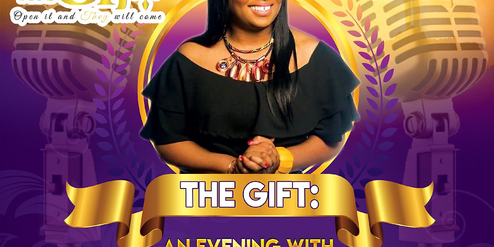 The GIFT: An Evening with The Black Girl Medium (New Orleans)