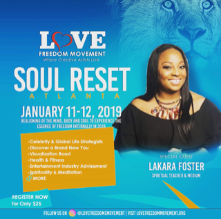 Love Freedom Movement-Soul Reset Atlanta with Sammie Haynes