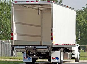 US Truck Body van body