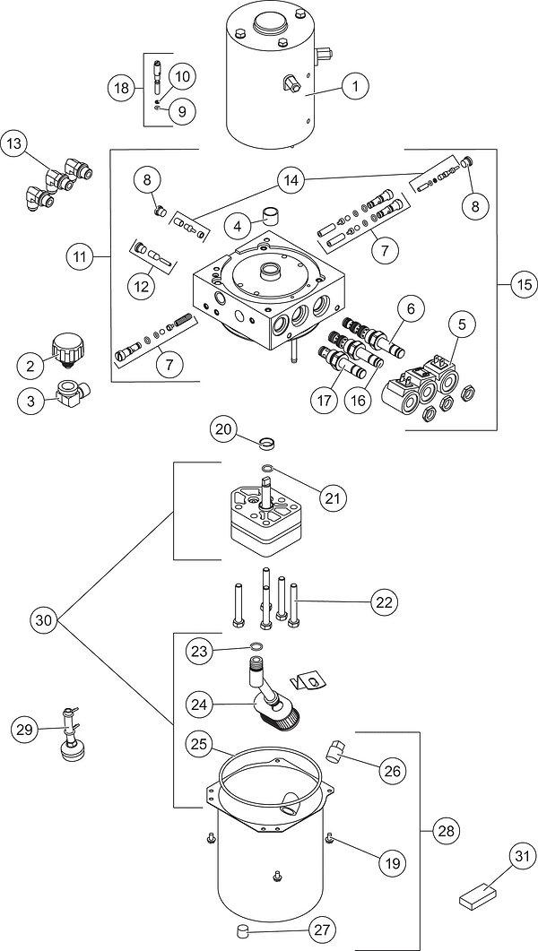 UM_midweight-&-pro-plow-Hydraulic_Unit_C