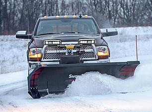 SnowEx snowplow