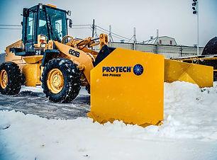Pro-Tech snowplow