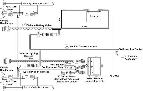 UM2_Pro-Plus-Vehicle-Side-Harness-_3Port