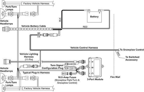 UM2_Prodigy-Vehicle-Side-Harness-Diagram
