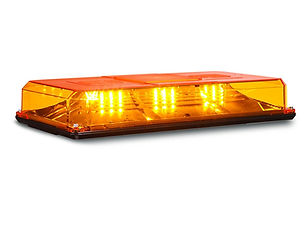 Federal Signal warning light