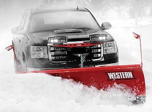 Western snowplow
