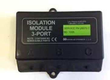 29070-1 MODULE 3-PORT ISO, DRL/NON-DRL