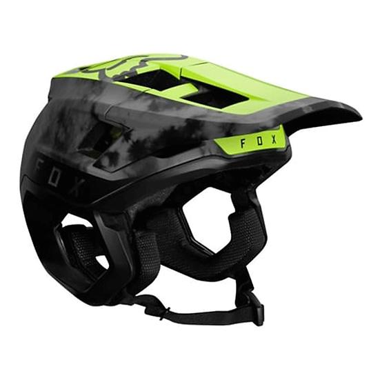 Fox Dropframe Pro Helmet Day Glow Yellow
