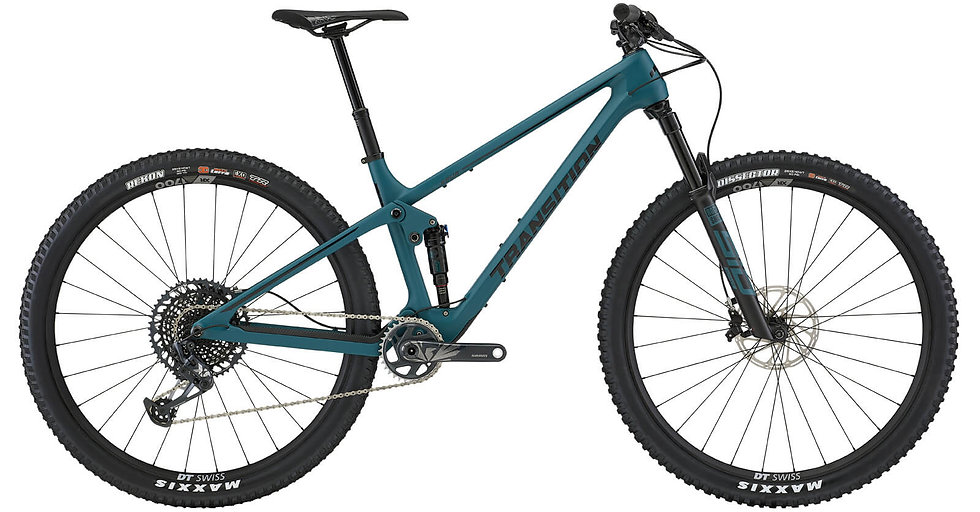 Transition Spur X01 Green