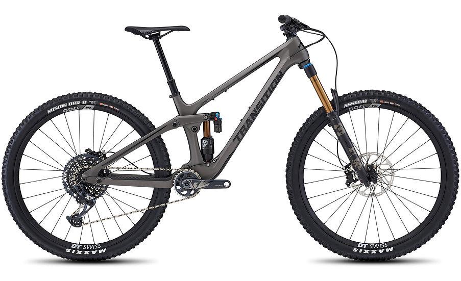 Transition Sentinel Carbon NX Grey