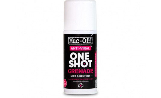 Muc-Off Anti Viral One Shot Grenade
