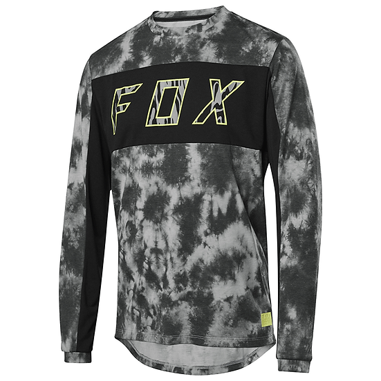 Fox Ranger Dr Long Sleeve Elevated Jersey