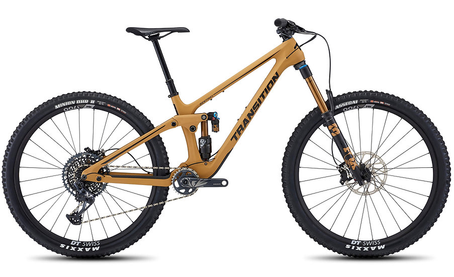 Transition Sentinel Carbon NX Gold