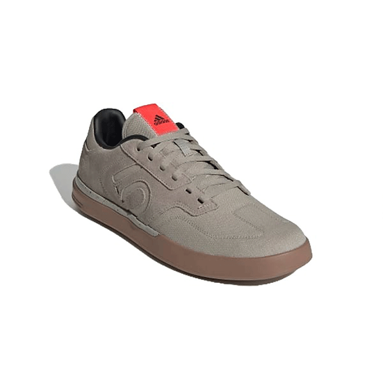 FiveTen Sleuth Shock Red / Sesame / Feather Grey
