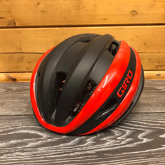 Giro Synthe Mips Red/Black