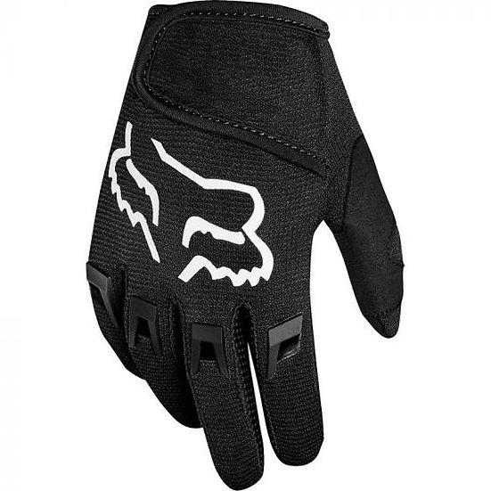 Fox Dirt Paw Glove Kids KS size