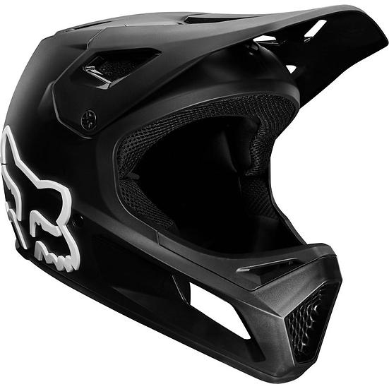 Fox Rampage CE Youth Helmet Black