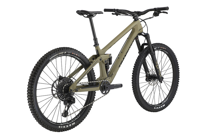 Transition Scout Carbon GX Olive